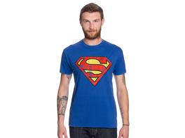 Superman - Retro Logo Shirt