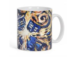 Doctor Who - Exploding Tardis Tasse
