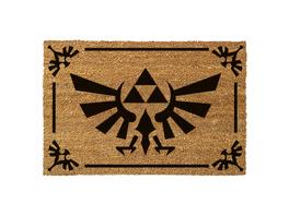 Zelda - Triforce Logo Fußmatte