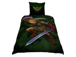 Zelda - Link Wende-Bettwäsche
