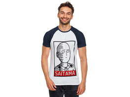 One Punch Man - Saitama Hero T-Shirt