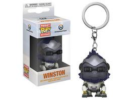 Overwatch - Winston Funko Pop Schlüsselanhänger