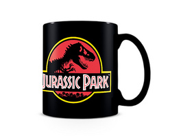 Jurassic Park - Logo Tasse