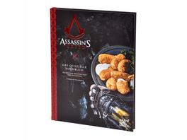 Assassins Creed - Das offizielle Kochbuch