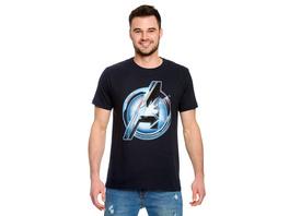 Avengers - Endgame Logo T-Shirt blau