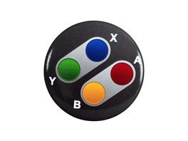 Button für Nintendo Fans