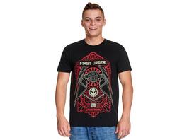 Star Wars - Tie Fighter Squadron T-Shirt schwarz