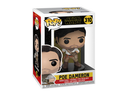 Star Wars - Poe Dameron Episode 9 Funko Pop Wackelkopf-Figur