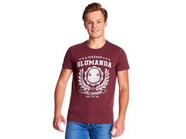 Pokemon - Glumanda Loyal Companion T-Shirt rot