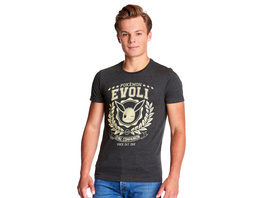 Pokemon - Evoli Loyal Companion T-Shirt grau