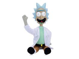 Rick and Morty - Rick Figur mit Sound 35 cm