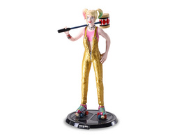 DC Comics - Harley Quinn Biegbare Figur 19cm