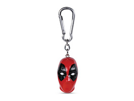 Deadpool - Face Schlüsselanhänger