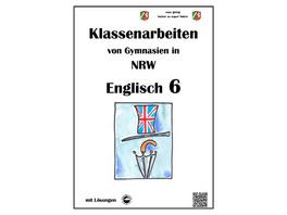 Arndt, M: Englisch 6 - Klassenarbeiten von Gymnasien in NRW