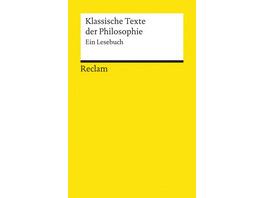 Klassische Texte der Philosophie