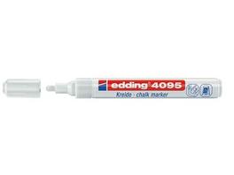Edding 4095 Kreidemarker Window Marker 2-3mm weiß