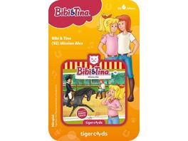 Tigercard - Bibi & Tina - Mission Alex (Folge 92)