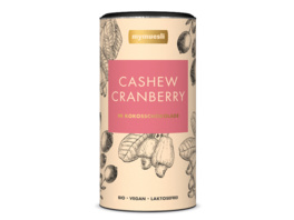 Cashew-Cranberry-Mix in Kokosschokolade